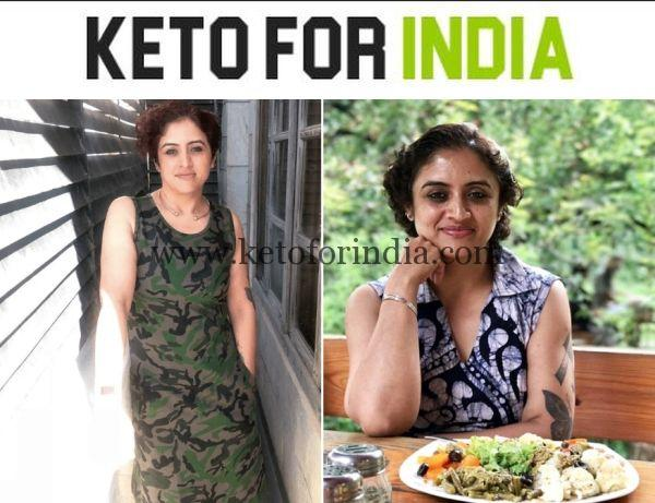 Indian Keto Coach- Priya Aurora - Get rid of fat with Keto lIfestyle